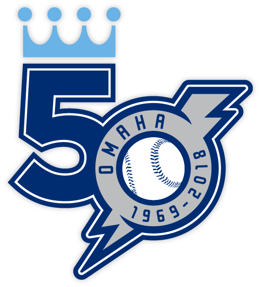 Omaha 50th Logo