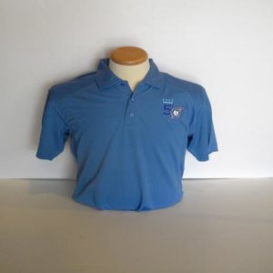 50th Season Blue Polo