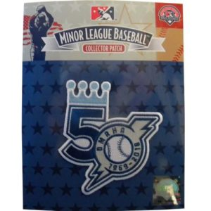 50th Season Patch