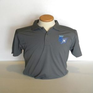 50th Season Grey Polo