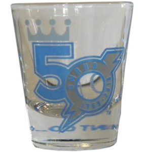 50th Season Shot Glass