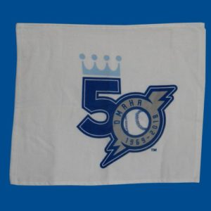 50th Season Rally Towel