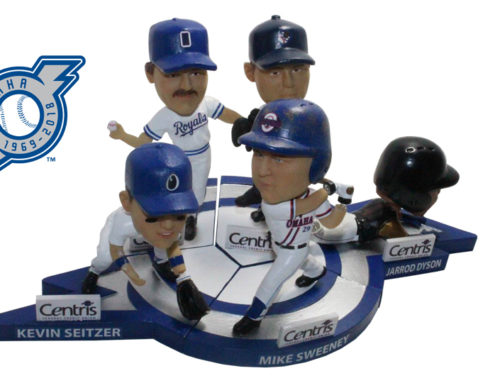 50th Bobblehead Set