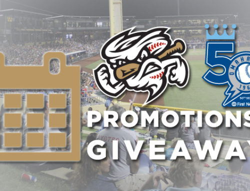 2018 Promotional Schedule