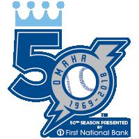 Omaha Baseball Logo